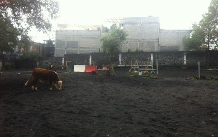 Foto de terreno comercial en venta en  3000, lomas de padierna sur, tlalpan, distrito federal, 670993 No. 02