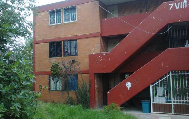 Foto de departamento en venta en  301, campo 1, cuautitlán izcalli, méxico, 584211 No. 01