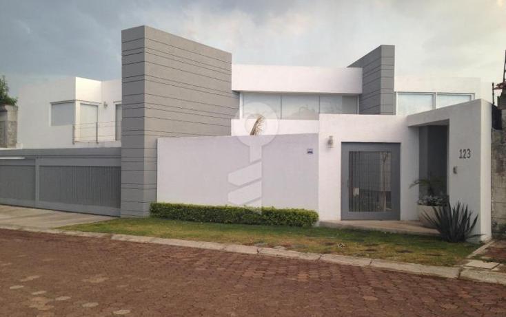 Foto de casa en venta en  301, juriquilla, querétaro, querétaro, 1780236 No. 01