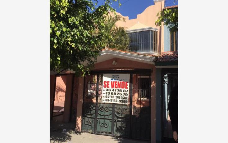 Foto de casa en venta en  3017, tabachines, zapopan, jalisco, 1906442 No. 01