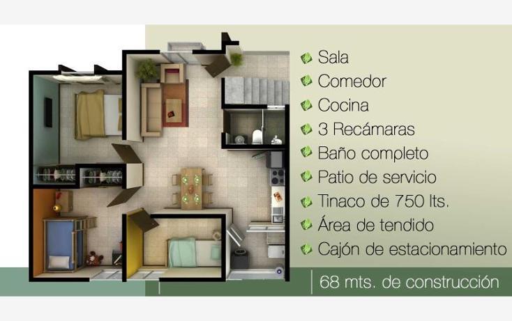 Foto de departamento en venta en  302, villa albertina, puebla, puebla, 2701649 No. 05