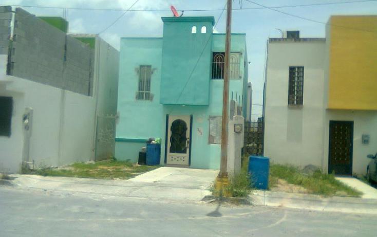Foto de casa en venta en  303, hacienda las fuentes, reynosa, tamaulipas, 1390037 No. 01