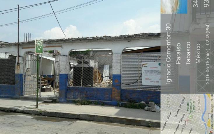Foto de terreno comercial en venta en  303, paraíso centro, paraíso, tabasco, 2008264 No. 05