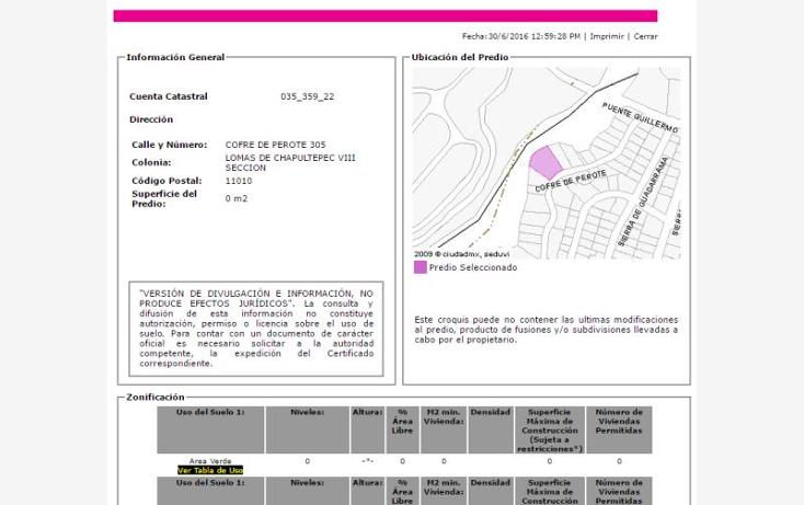 Foto de departamento en venta en  305, lomas de chapultepec ii secci?n, miguel hidalgo, distrito federal, 2033590 No. 03