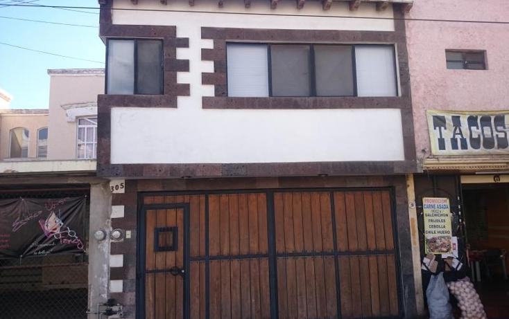 Foto de casa en venta en  305, villas de plateros, fresnillo, zacatecas, 1676062 No. 02