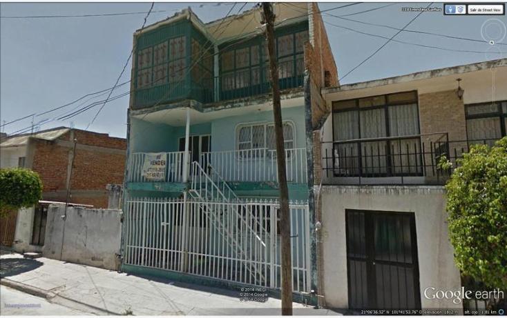 Foto de casa en venta en  307, buenavista, le?n, guanajuato, 1978586 No. 01