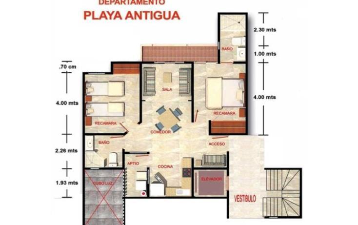 Foto de departamento en venta en  308, centro, mazatlán, sinaloa, 1815924 No. 05