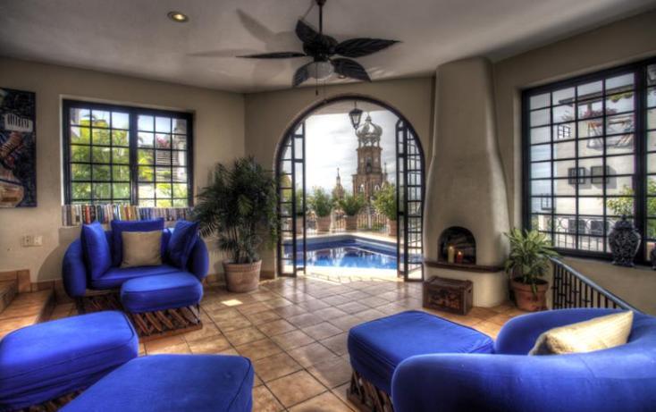 Foto de casa en venta en  309, el cerro, puerto vallarta, jalisco, 908361 No. 02