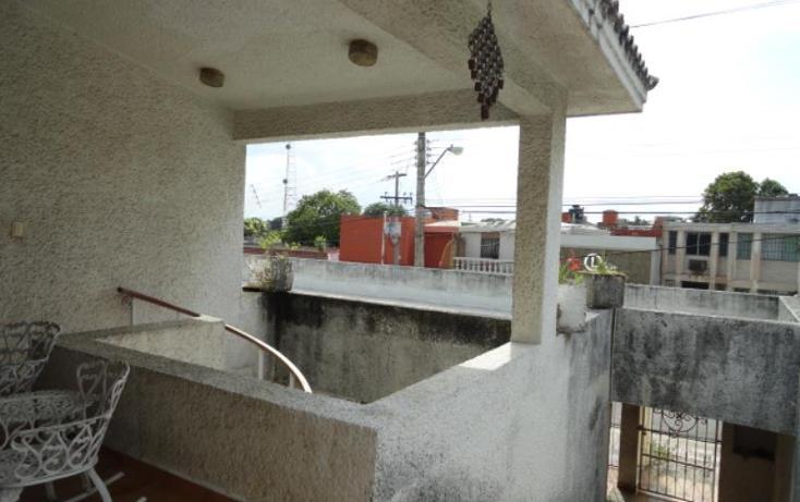 Foto de casa en venta en loma del oro 309, loma de rosales, tampico, tamaulipas, 1393151 No. 04