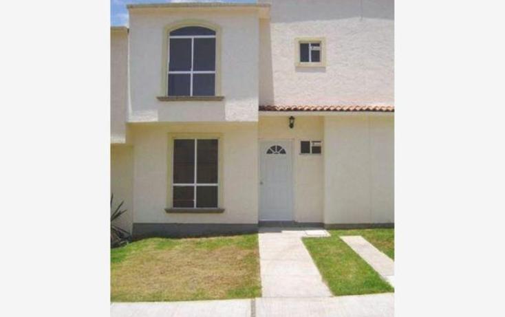 Foto de casa en venta en  309, valle real residencial, corregidora, quer?taro, 1618704 No. 01