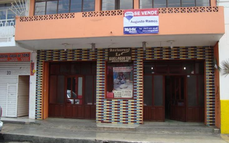 Foto de edificio en venta en  30-a, la merced, san cristóbal de las casas, chiapas, 1836506 No. 01