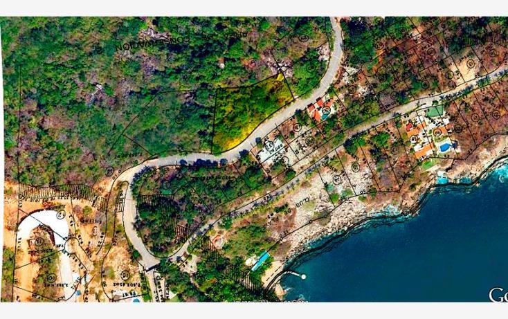 Foto de terreno habitacional en venta en  31, brisas del mar, acapulco de juárez, guerrero, 992781 No. 02