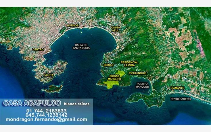 Foto de terreno habitacional en venta en  31, brisas del mar, acapulco de juárez, guerrero, 992781 No. 06