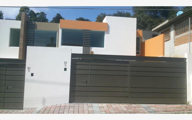 Foto de casa en venta en  31 d, san buenaventura atempan, tlaxcala, tlaxcala, 1062305 No. 01