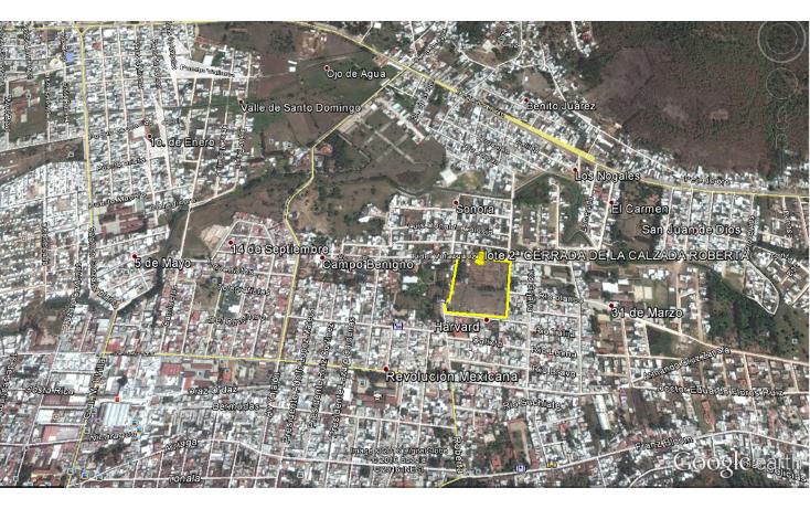 Foto de terreno habitacional en venta en  , 31 de marzo, san cristóbal de las casas, chiapas, 1071333 No. 07