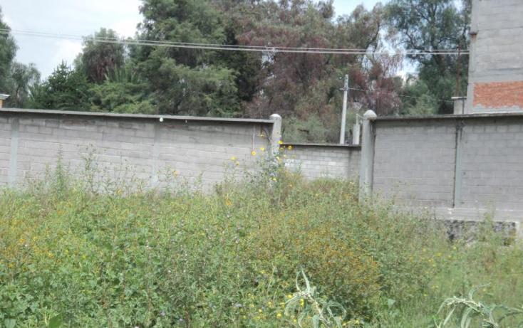 Foto de terreno habitacional en venta en  31, el llano 1a sección, tula de allende, hidalgo, 382999 No. 01