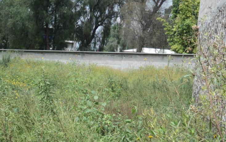 Foto de terreno habitacional en venta en carretera tula refineria 31, el llano 1a sección, tula de allende, hidalgo, 382999 No. 04