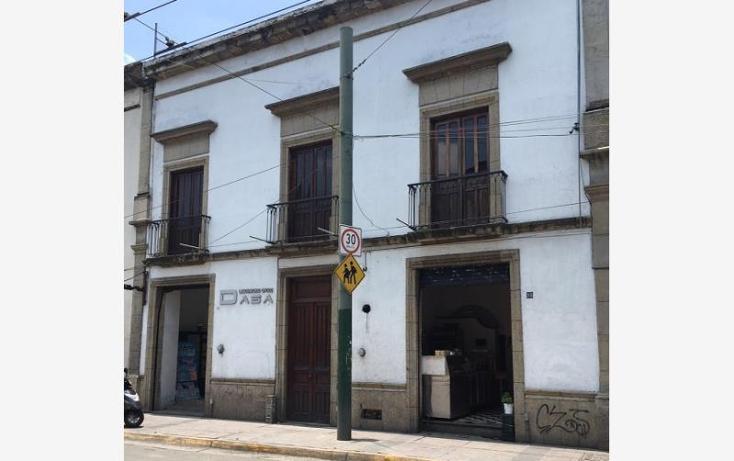 Foto de casa en renta en  31, guadalajara centro, guadalajara, jalisco, 2222440 No. 01