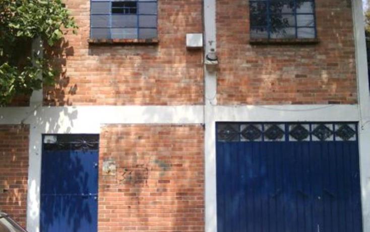 Foto de bodega en renta en  31, narvarte poniente, benito juárez, distrito federal, 2038708 No. 01