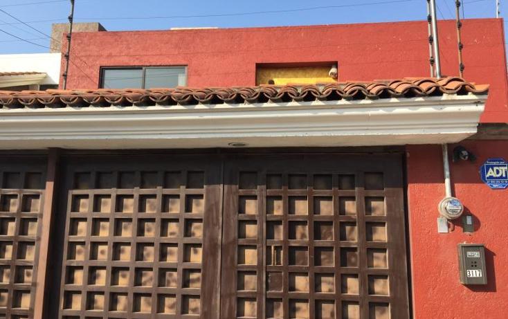 Foto de casa en venta en tulipanes 31, residencial rinconada de morillotla, san andrés cholula, puebla, 1433083 No. 01