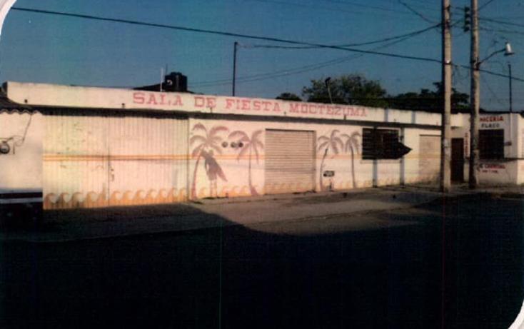 Foto de local en venta en manuel j lopez 31, sabancuy, carmen, campeche, 1461523 No. 01