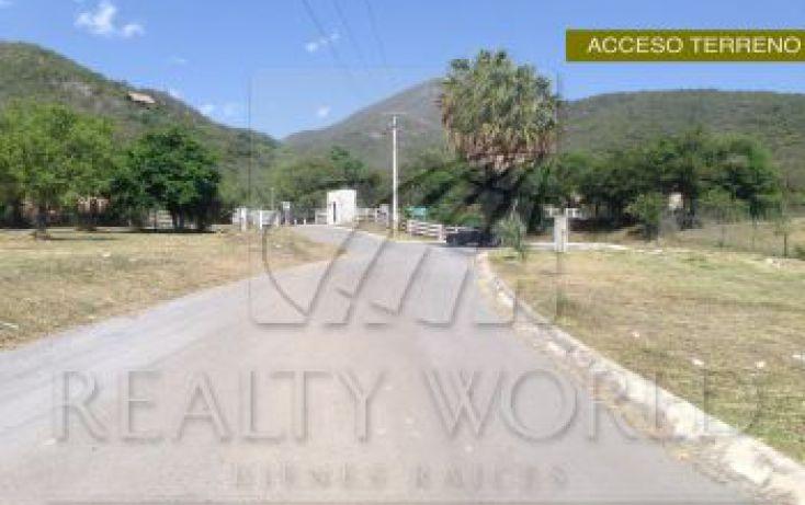 Foto de terreno habitacional en venta en 31, valle escondido, santiago, nuevo león, 1756314 no 02