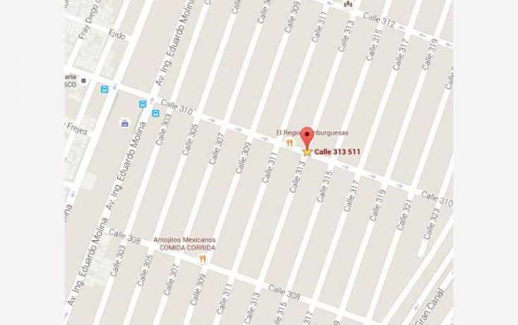 Foto de terreno comercial en venta en 310 55, nueva atzacoalco, gustavo a madero, df, 1576866 no 05