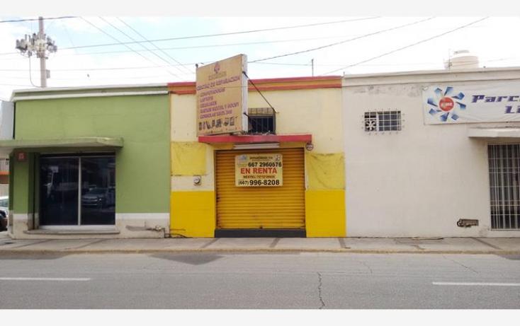 Foto de local en renta en  311, centro, culiacán, sinaloa, 1761792 No. 01