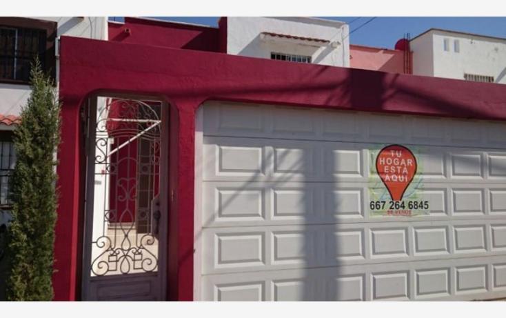 Foto de casa en venta en  3110, villas del rio elite, culiacán, sinaloa, 1022669 No. 01