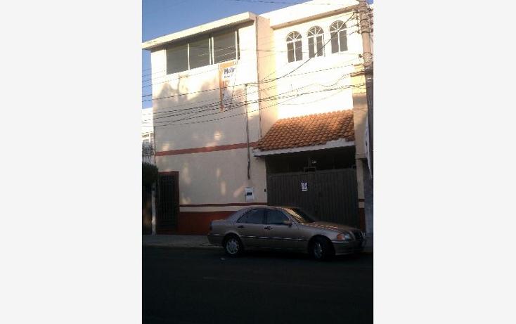 Foto de edificio en renta en  3114, insurgentes chulavista, puebla, puebla, 384725 No. 01