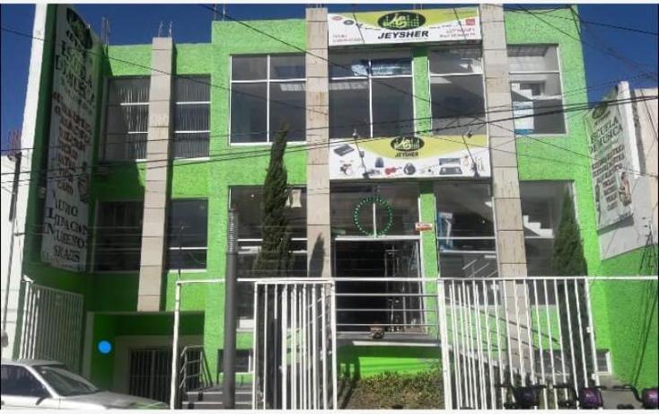 Foto de edificio en renta en primero de mayo 312, centro, toluca, méxico, 1766664 No. 01