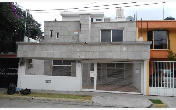 Foto de casa en venta en  312, jacarandas, tlalnepantla de baz, méxico, 1163191 No. 01