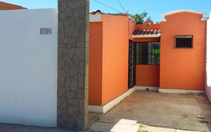 Foto de casa en venta en  312, lomas de san jorge, mazatlán, sinaloa, 1742647 No. 01