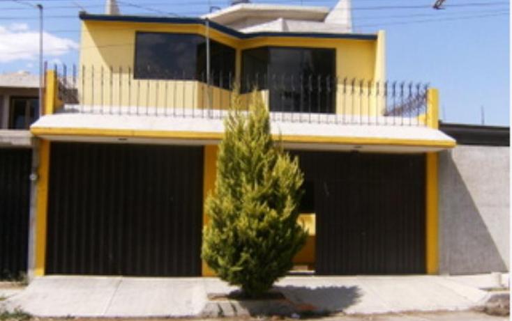 Foto de casa en venta en  313, la ca?ada, apizaco, tlaxcala, 389843 No. 01