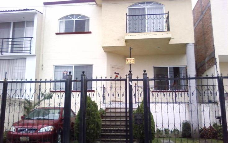Foto de casa en venta en  314, tejeda, corregidora, querétaro, 388641 No. 01