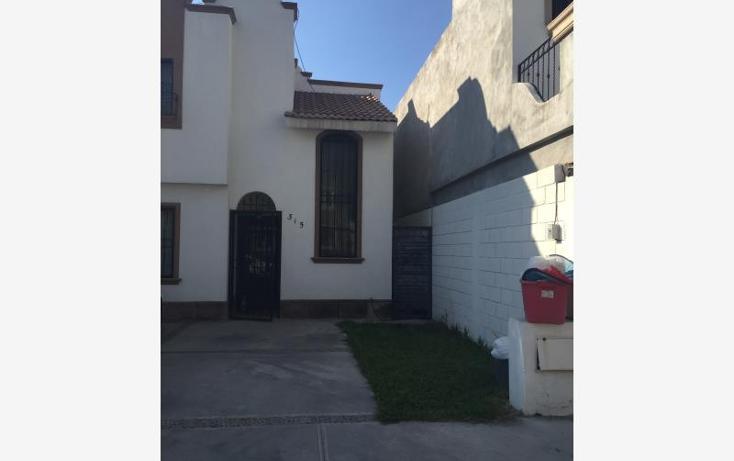 Foto de casa en venta en  315, la fuente, saltillo, coahuila de zaragoza, 2009266 No. 02