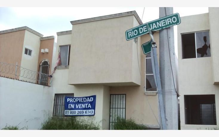 Foto de casa en venta en brasilia 316, hacienda las fuentes, reynosa, tamaulipas, 2684400 No. 01