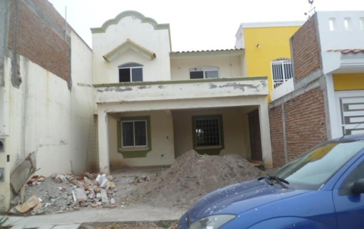 Foto de casa en venta en  3166, del humaya, culiacán, sinaloa, 1786928 No. 01
