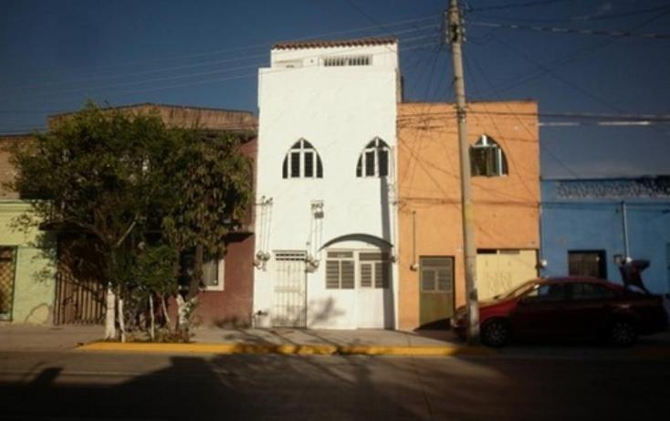 Foto de casa en venta en  317 calle 54, reforma, guadalajara, jalisco, 811227 No. 01