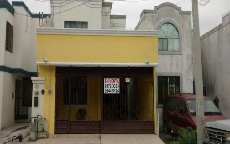Foto de casa en venta en  319, miravista i, general escobedo, nuevo león, 2774376 No. 01
