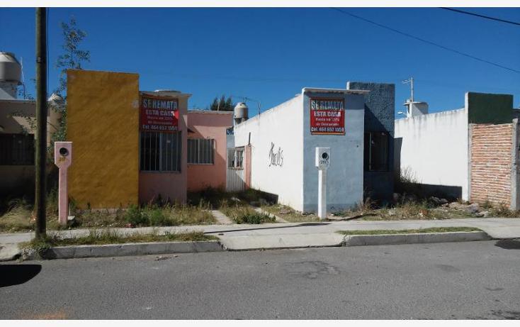 Foto de casa en venta en  .319, paseos de la providencia, san francisco de los romo, aguascalientes, 1433431 No. 02