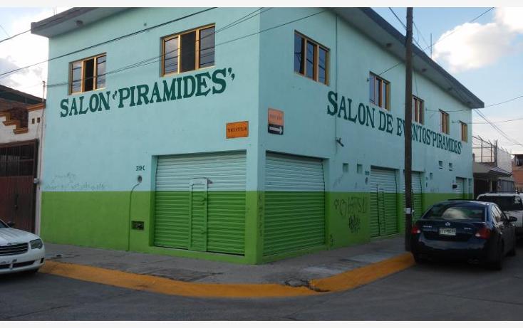 Foto de edificio en venta en  319, pirámides, aguascalientes, aguascalientes, 1670794 No. 02