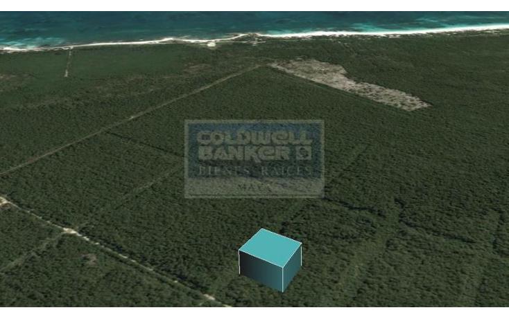 Foto de terreno habitacional en venta en  319, tulum centro, tulum, quintana roo, 328826 No. 02