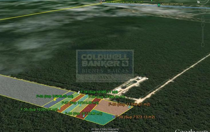 Foto de terreno habitacional en venta en  319, tulum centro, tulum, quintana roo, 328892 No. 07