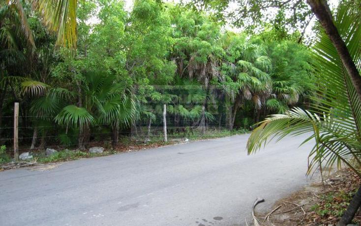 Foto de terreno habitacional en venta en  319, tulum centro, tulum, quintana roo, 328896 No. 01