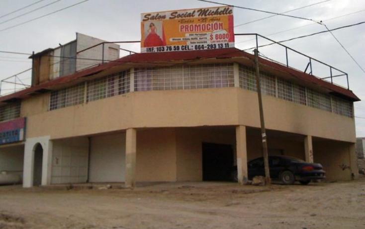 Foto de edificio en venta en  32, ejido francisco villa, tijuana, baja california, 525159 No. 07
