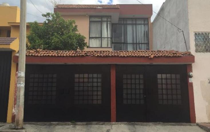 Foto de casa en venta en  32, f?lix ireta, morelia, michoac?n de ocampo, 1751002 No. 01
