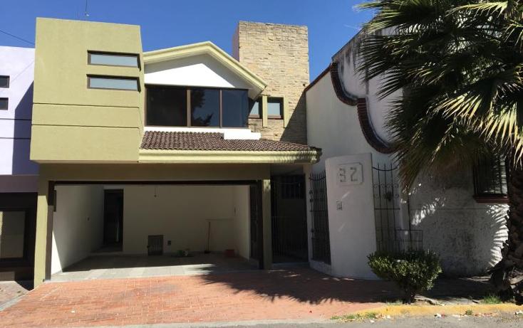 Foto de casa en venta en  32, lomas del mármol, puebla, puebla, 1708650 No. 01