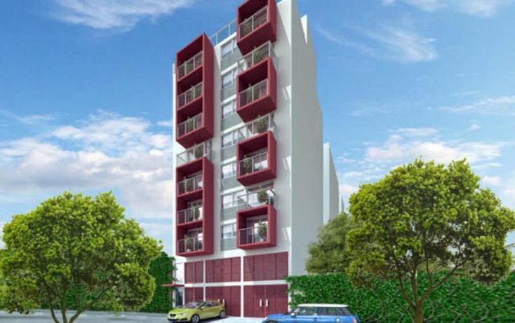Foto de departamento en venta en  32, valle gómez, cuauhtémoc, distrito federal, 805025 No. 01