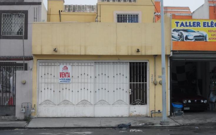 Foto de casa en venta en mona liza 320, barrio san luis 1 sector, monterrey, nuevo león, 811569 No. 01